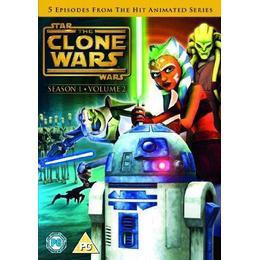 Star Wars: The Clone Wars - Season 1 Volume 2 [DVD]